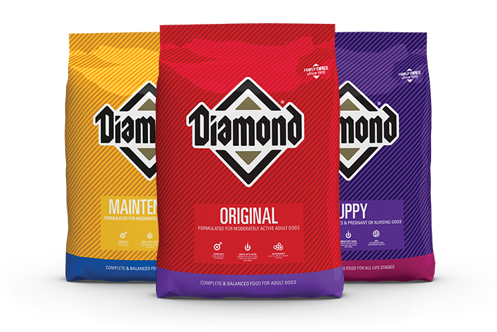 Diamond for Dogs Bags