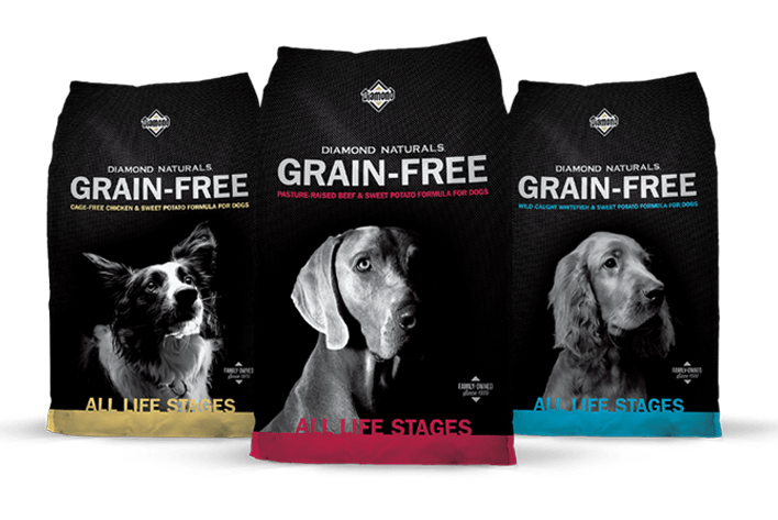 Diamond Pet Foods | Dog & Cat Food of Exceptional Quality