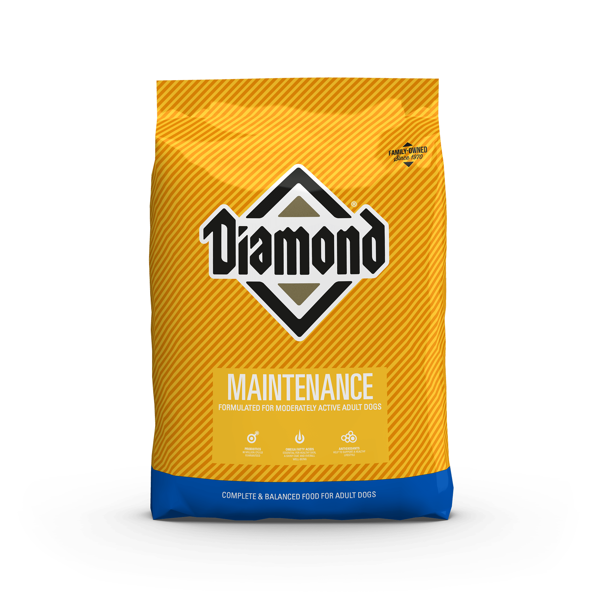maintenance front of bag | Diamond