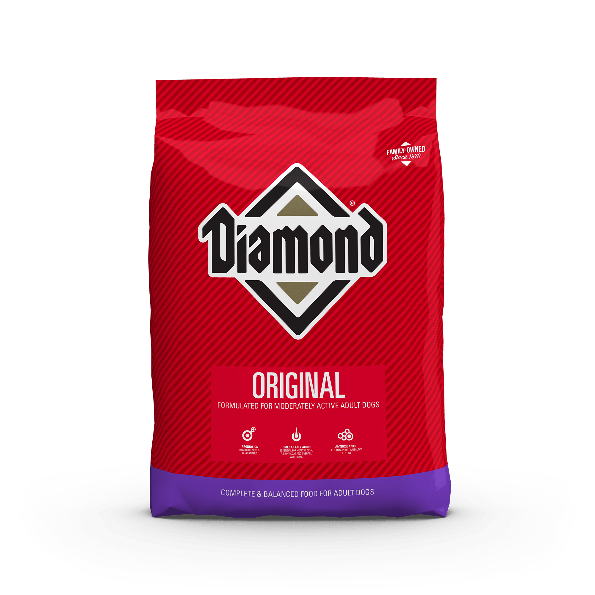 original front of bag | Diamond