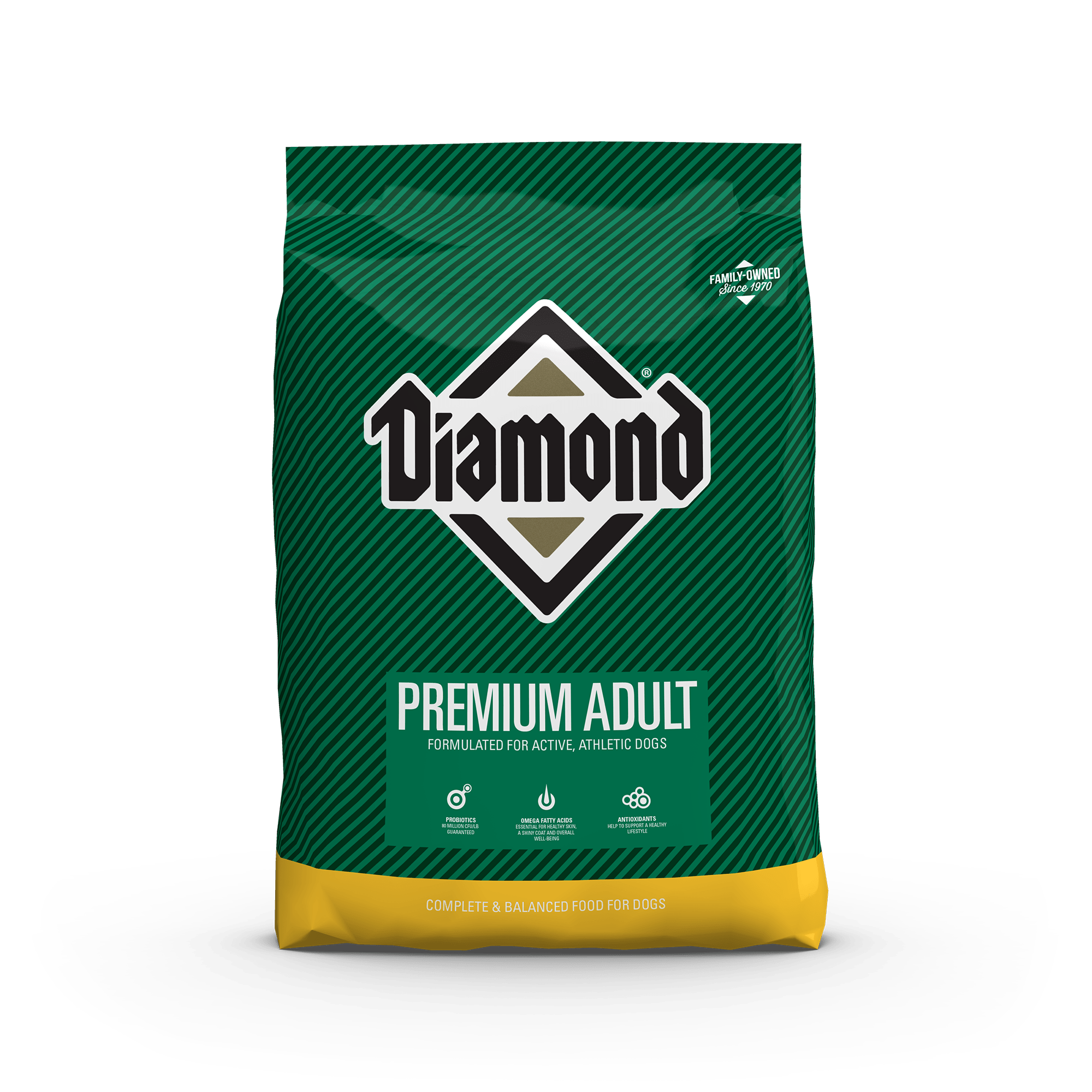 premium adult front of bag | Diamond
