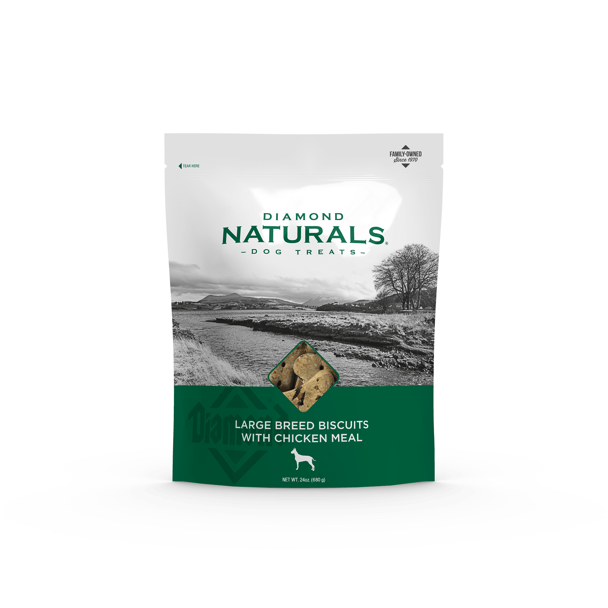 large breed treats bag | Diamond Naturals