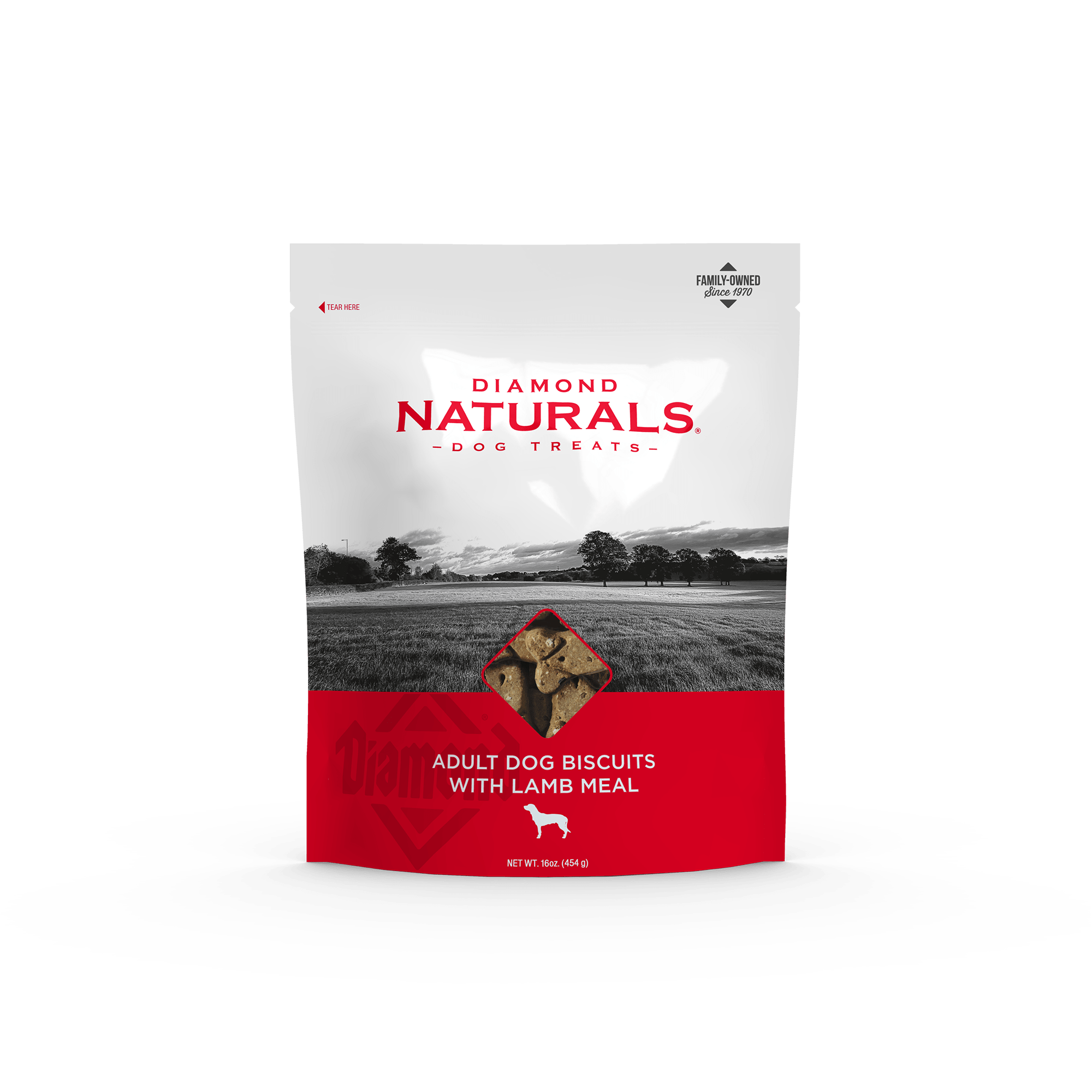 lamb meal biscuits | Diamond Naturals