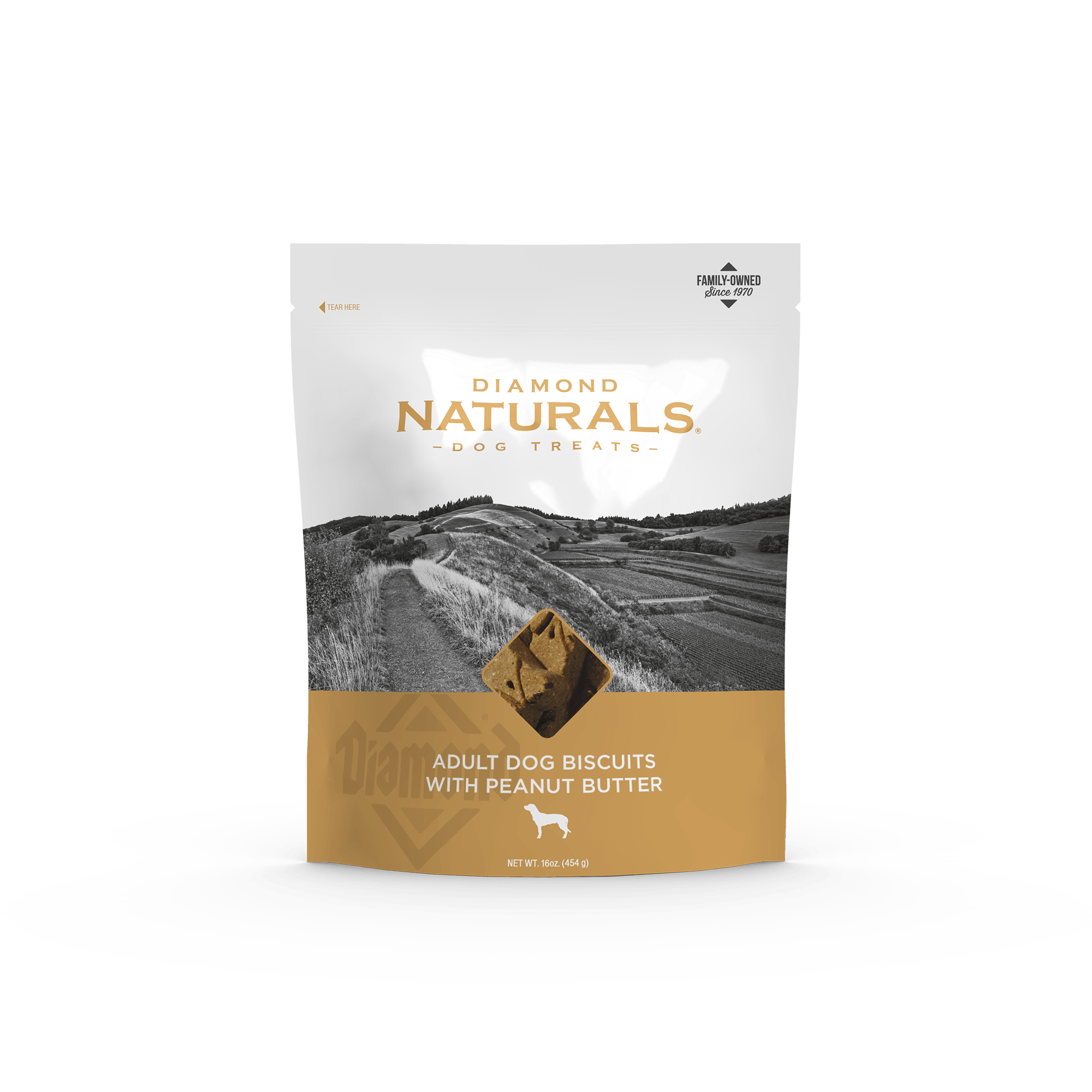 peanut butter biscuits | Diamond Naturals
