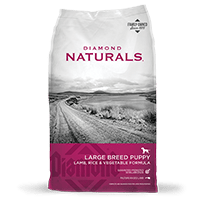 large breed puppy bag thumbnail | Diamond Naturals