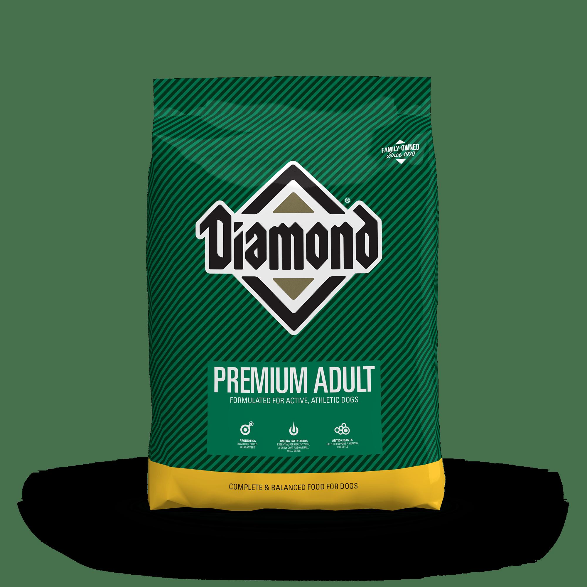 premium adult front of bag | Diamond