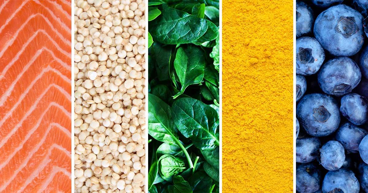 Different Foods in Each Column | Diamond Pet Foods