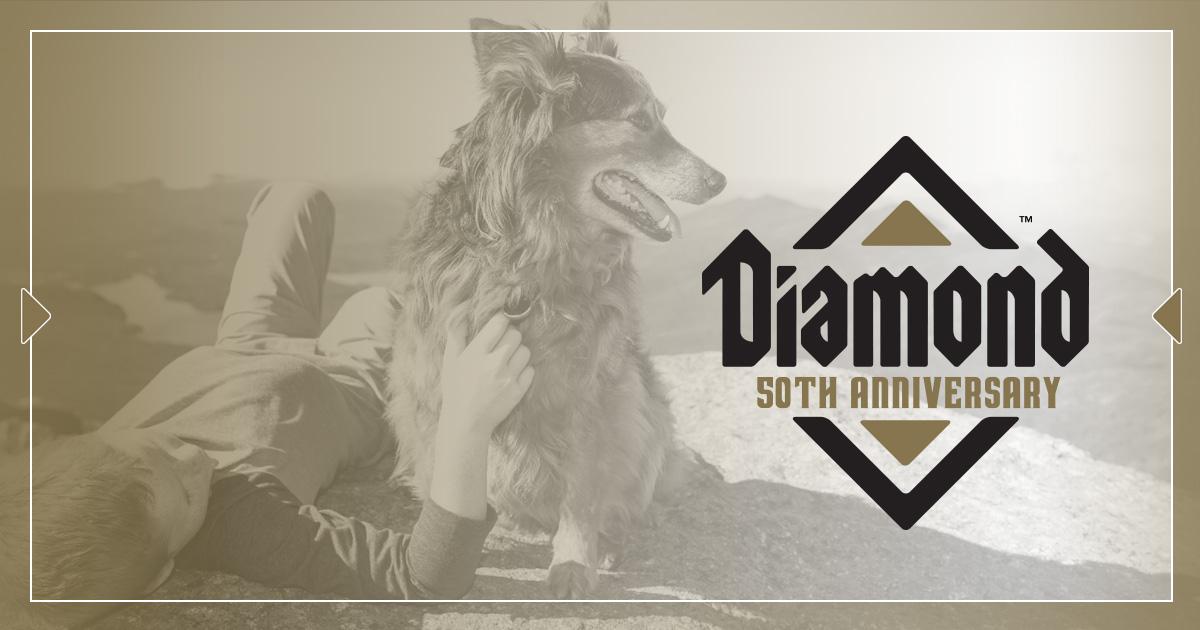 Diamond Pet Foods' 50-Year Anniversary | Diamond Pet Foods