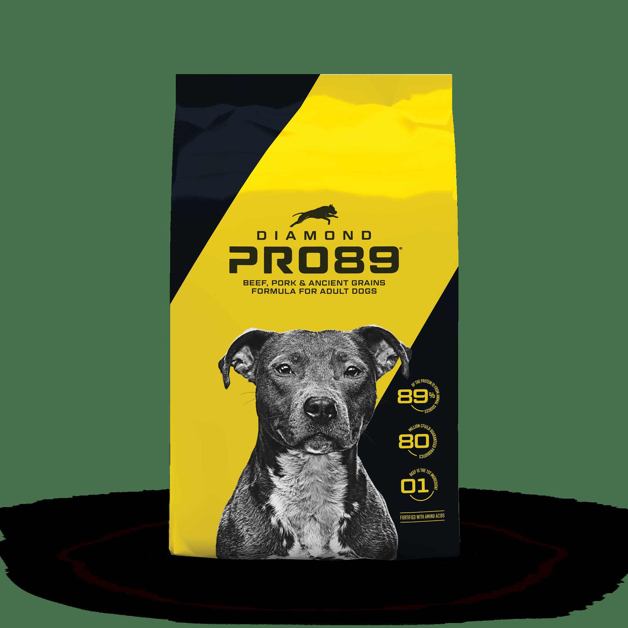 Beef Pork Ancient Grains | Diamond Pro89